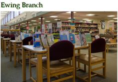 Take a look inside of our Ewing Branch