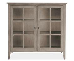 Adams Gl Door Cabinets