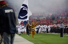Penn State-Ohio State Slated For Primetime Nationally Televised Kickoff