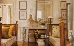 myra hoefer paris apartment | Myra Hoefer ~ apartment in Paris via Boxwood Terrace & VERANDA