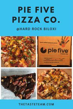 Pie Five Pizza Co. Hard Rock Biloxi