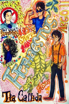 PJATO: All About Leo Valdez by seanfarislover.deviantart.com on @deviantART