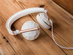 Linea N°1 On Ear Headphones by Caeden | Headphones | AHAlife.com - 2016