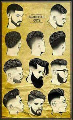 Long Hairstyles For Men Are Quite Sexy Barber Haircuts, Haircuts For Men, Short Hair Cuts, Short Hair Styles, Barbers Cut, Fade Haircut, Hair And Beard Styles, Hairstyles Haircuts, Facial Hair