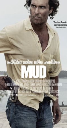 Mud (2012)  Only watched this recently. It reminded me of the coming of age film Stand by Me. Skilled acting from all the role players. Not really surprising that Matthew M won the Oscar. In this movie he is spellbinding.