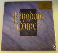 Online veilinghuis Catawiki: Kingdom Come - Kingdom Come * LP, 180 gram audiophile on limited PURPLE vinyl! *