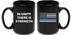 Law enforcement products that benefit the Police Unity Tour Thin Blue Line Flag, Thin Blue Lines, Police Unity Tour, Enforcement Officer, Slogan, Cocoa, Families, Strength