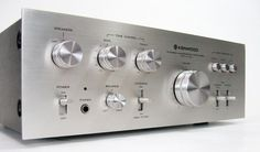 KENWOOD KA-3500 VINTAGE STEREO AMPLIFIER. I have one similar to this.
