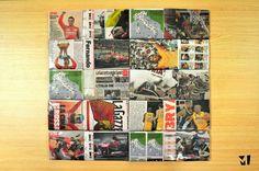 Paper Wallet, Upcycling, MI-WALLET: Paper Wallet / SET67