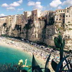 Tropea, Italy #travelphotography