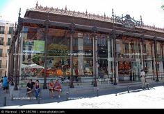 San Miguel Market - Madrid, Spain (Coolest place!)