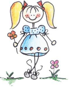 Boneca palito   Visite o novo blog: http://coisasdepro.blogspot.com.br/