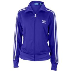 adidas Originals Firebird Track Jacket - Women's - Casual - Clothing - Black/White