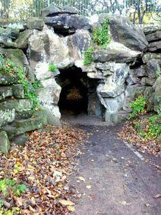 Cave in Sefton Park