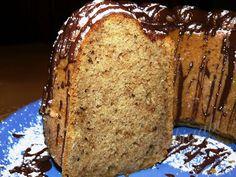 Kávés kuglóf | Vegyes saláta Banana Bread, Keto, Pound Cakes, Food, Essen, Meals, Yemek, Pound Cake, Eten