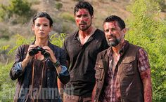 Danay Garcia has an important part to play in 'Fear the Walking Dead'!