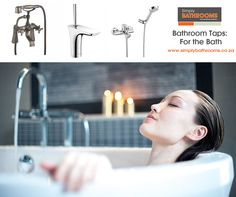 When it comes to creating a jaw-dropping dream bathroom, do give your bathroom taps the attention they deserve. See these quick tips for choosing bath taps…