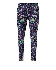 2ed4024e506 Wear These Navy Spot Trousers From Primark For Your Comfortable And ...