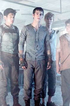 dylanbrians:  New still from The Maze Runner