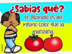Healthy Kids, Stickers, Vestidos, Did You Know, Food Items, Health, Colors, Healthy Children