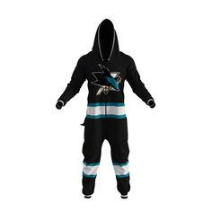 Even the windy city winter is no match for our officially licensed Blackhawks onesie pajamas. Stay warm and look great, whether you're at the rink or the house. Minnesota Wild Hockey, Nhl Apparel, Red Wings Hockey, Rangers Hockey, Buffalo Sabres, Tampa Bay Lightning, Colorado Avalanche, San Jose Sharks, Edmonton Oilers