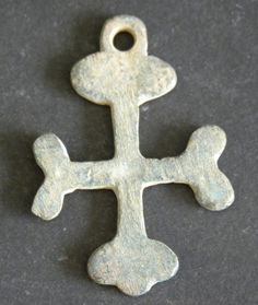 Authentic Byzantine Bronze Cross 750 A.D n antique, antiquity, ancient Sign Of The Cross, Classical Antiquity, Byzantine Art, Early Christian, Cross Jewelry, Ancient Jewelry, Sacred Art, Religious Art, Ancient Art