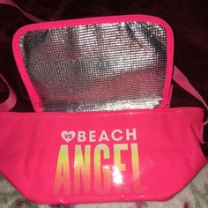 Victoria secret lunch box New never used PINK Victoria's Secret Bags