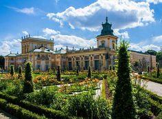 Wilanow Palace, Warsaw Poland