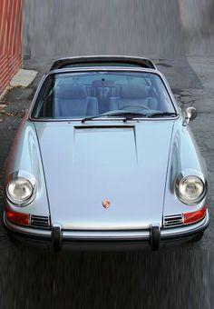 1971 Porsche 911S Targa Porsche 911 Targa, Porsche Cars, Vintage Porsche, Vintage Cars, Porsche Classic, Classic Cars, Motorcycle Bike, Ferdinand, Automotive Design