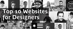 Top 10 Websites for Designers — July 2013 on http://www.howdesign.com