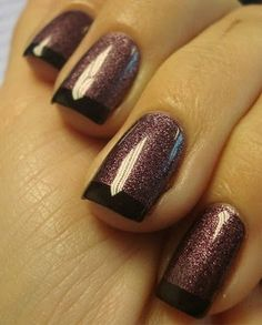 I love this look! Maybe I'll get this done when I visit Pretti Please...;-)