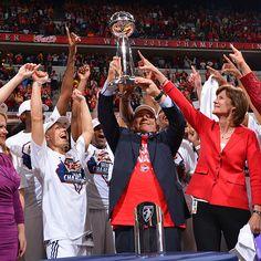 WNBA.com: Playoffs 2012