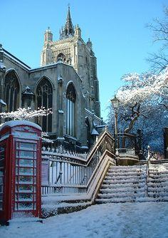 "Church of St. Peter Mancroft"""
