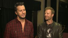 Sure, Luke and Dierks are in Las Vegas to co-host the ACM Awards, but they're gonna try and enjoy the spoils of Sin City, at least a little bit. Watch Luke and Dierks co-host the 51st Academy of Country Music Awards on Sunday, April 3 at 8/7c. Only CBS!
