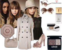ShopStyle: Beige inspiration by UnderWonder