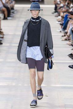 Louis Vuitton, Printemps/été 2018, Paris, Menswear