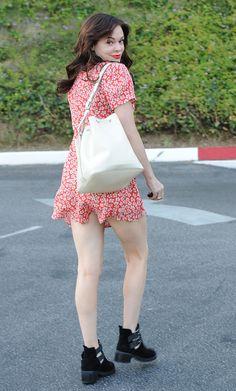 Rose McGowan in LA 9/3/2013 2