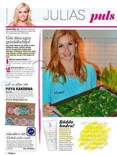 Aftonbladet 3 2014 Sophie la girafe hudvård