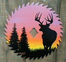 Sawblade painting