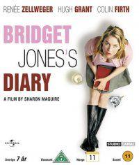 Bridget Jones - elämäni sinkkuna (Blu-ray) 5,95€