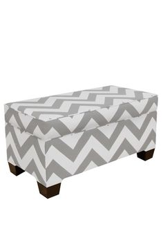 Custom Wren Upholstered Storage Bench