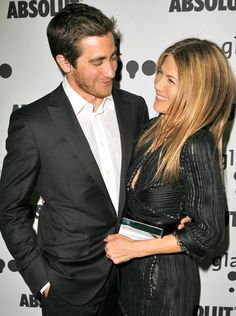 Jake Gyllenhaal's Longtime Crush on Jennifer Aniston Was Based on Much More Than Just Her Good Looks  Jake Gyllenhaal, Jennifer Aniston
