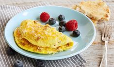 A sausage and cheese omelet is a nutritious option to kick off your day. Try our delicious recipe for sausage egg and cheese omelet at the Incredible Egg. Egg And Cheese Sandwich, Cheese Omelette, Cheese Sandwich Recipes, Omelette Recipe, Homemade Tacos, Homemade Taco Seasoning, Sausage Recipes, Egg Recipes, Muffin Recipes