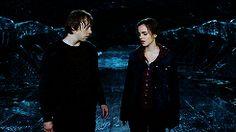 Cuando tuvo la mejor escena de beso con Ron