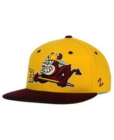 f01dafe4e03 Zephyr Arizona State Sun Devils Refresh Snapback Cap Men - Sports Fan Shop  By Lids - Macy s