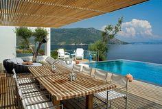 Villa Lefkada, Greece  A sister company of The Clear Creek Group, The Villa Book -  http://www.thevillabook.com