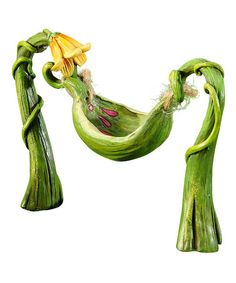 Another great find on #zulily! Miniature Fairy Tulip Hammock #zulilyfinds