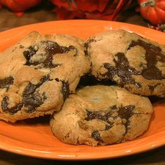 Chocolate chip cookie recipe from famed chocolatier Jacques Torres.  I just made these and they are absolutely the BEST chocolate chip cookies I've ever eaten!  The secret ingredient is sea salt.