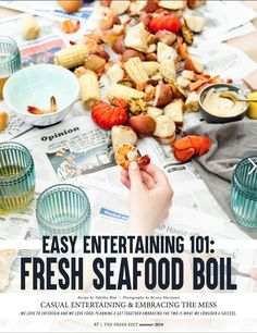 Easy entertaining wi