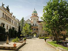 Častolovice Chateau, Czech Republic